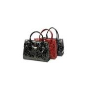 Kristine Accessories Samantha Satchel Black Bag