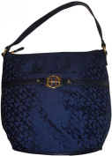 Women's Tommy Hilfiger Handbags Bucket As/tu- Navy Blue