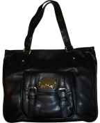 Women's Nine West Purse Handbag Fill Me Up Black