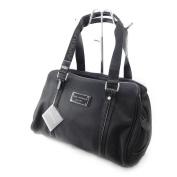 """Bowling bag """"Ted Lapidus"""" black."""