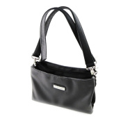 "Reversible bag ""Jacques Esterel"" black gray."