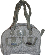 Women's Guess Purse Handbag Acclaim Grey