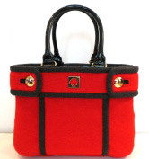 KATE SPADE Alda Quinn Chestnut Hill Red Handbag