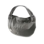 "Leather bag ""Hexagona"" mole."