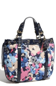Juicy Couture 'Beverly' Floral Print Canvas Tote