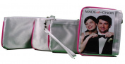 Lot of 12 Wristlets Purse White With Pink Photo Sleeve Bridal Shower Favors