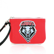 University of New Mexico Lobos Sport Team Wristlet