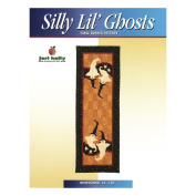 Jeri Kelly Patterns, Silly Lil' Ghosts Table Runner