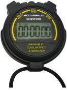 ACCUSPLIT Pro Survivor - S3CL Stopwatch, Cumulative or Lap Split, Extra Large Display