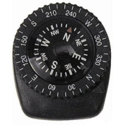 """Precision """"Watch Band Clip-on"""" Navigation Compass, Cool ..... !"""