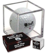 BCW Golf Ball Square - Holder & Display Case