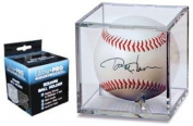 Baseball Acrylic Display Case Holder Cube by Ultra Pro - 6 Count Pack