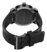 Burberry Men's BU2301 Trench Chronograph Black Chronograph Dial Watch