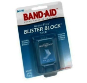 Band Aid Brand Friction Block Stick 10ml, Boxes