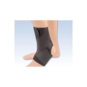 FLA Orthopedics FL40-5502LBLK FLA EZ-ON WRAP AROUND ANKLE SUPPORT - Size- XX-Large