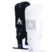 Active Ankle ABU840BLACKLG T-2S Featherlight Eva Padding System Black Large