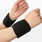 Infraredcare 81004 Self Heat Tourmaline Wrist Brace-pair