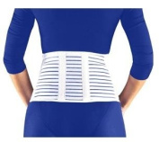 FLA Orthopedics FL31-701LGSTD FLA COOL Lightweight 7 in. Lumbar Sacral Back Support - Size- Large -37 - 40 in.