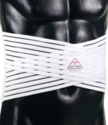 ITA-MED Breathable Elastic Back Support (Light Support) - Large
