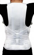 Gabrialla Thoracic Lumbo-Sacral Orthosis Women's Posture Corrector, Medium