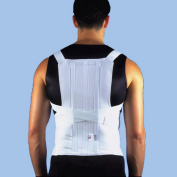 ITA-MED Posture Corrector (Thoracic Lumbo-Sacral Support) - Adult Male Size - Large