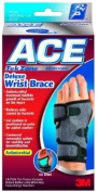 ACE 207738 TekZone Deluxe Wrist Br - Hand- Left Hand, Size- Small-Medium -5.5-17.8cm .