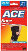 ACE Neoprene Open Knee Brace, One Size Fits All