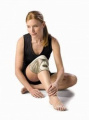 Mueller LifeCare Knee Support Taupe - Small