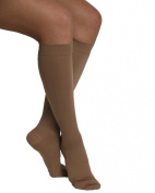 MAXAR Graduated Compression Dress& Travel Support Socks - Unisex (Excellent for Pevention of DVT - Blood Clots) - Small