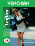 Legline 15-20 mmHg Women's Below Knee Closed Toe Sheer Stocking Colour