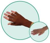 Juzo 3021ACFS Helastic Gauntlet w/ Finger Stubs 18-21mmHg Size