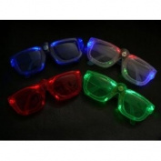 Light up LED Shades Malibu Sunglasses 1 pair Assorted