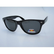 Polarised Vintage Style Wayfarer Sunglasses