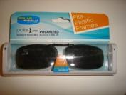 Solar Shield 52 Rec A Polarised Clip On Sunglasses