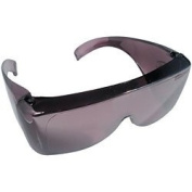 NoIR Sunglasses Dark Amber Fitover with Side Shields