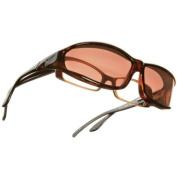 Vistana OveRx Sunglasses Tortoise Copper Lens MS