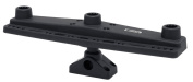 Scotty Triple Rod Holder Board only (No Rod Holders) Includes Post Bracket and Mount