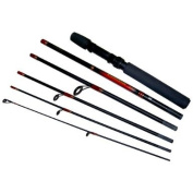 Daiwa Wildnerness Medium Action Spin Pack Rod,
