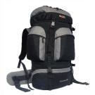 CUSCUS 6200ci 88L Internal Frame Hiking Camp Travel Backpack Grey