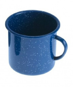GSI Enamelware 350ml Mug - Blue