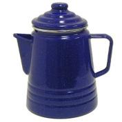 Coleman 9-Cup Coffee Enamelware Percolator