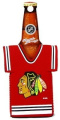 CHICAGO BLACKHAWKS NHL BOTTLE JERSEY KOOZIE COOLER