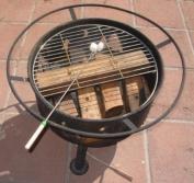 Telescoping Marshmallow Fire Roaster Sticks 4 Set