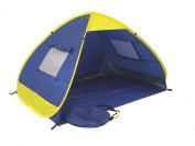 Genji Sports Pop Up Family Beach Tent And Beach Sunshelter