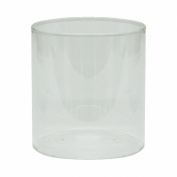 Century Universal Replacement Clear Glass Lantern Globe