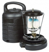 Century 7215 Portable Double Mantle Lantern with Case
