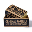 Fabric Wax : All Natural Water Repellent by Otter Wax : 70ml Bar