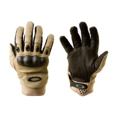 oakley factory pilot gloves 8khf  OAKLEY FACTORY PILOT GLOVE COYOTE SIZE LARGE