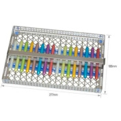 Osung EFESS-16 Dental Instrument Cassette EFESS-16
