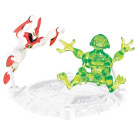 Ben 10 Ultimate Alien Mini Action Figure 2-Pack - Way Big and Spidermonkey